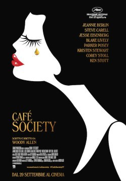 locandina del film CAFE' SOCIETY
