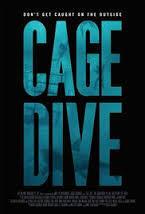 locandina del film CAGE DIVE