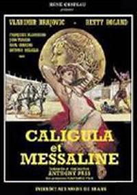 locandina del film CALIGOLA E MESSALINA