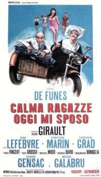 Calma Ragazze Oggi Mi Sposo (1968)