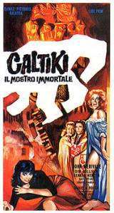 Caltiki – Il Mostro Immortale (1959)