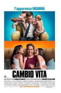 locandina del film CAMBIO VITA