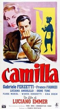 locandina del film CAMILLA