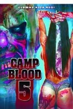 locandina del film CAMP BLOOD 5