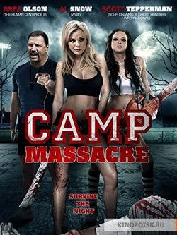 locandina del film CAMP MASSACRE