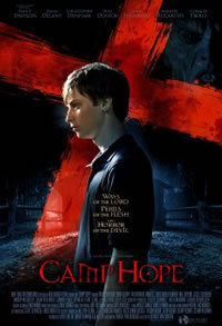 locandina del film CAMP HOPE