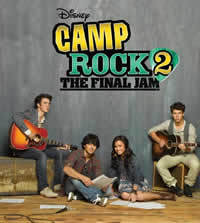 locandina del film CAMP ROCK 2