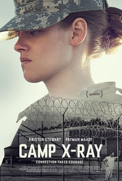 locandina del film CAMP X-RAY
