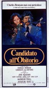 locandina del film CANDIDATO ALL'OBITORIO