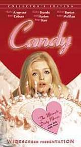 locandina del film CANDY E IL SUO PAZZO MONDO