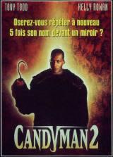 locandina del film CANDYMAN 2 - L'INFERNO NELLO SPECCHIO