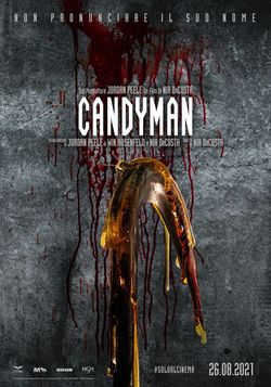 locandina del film CANDYMAN