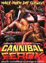 locandina del film CANNIBAL FEROX