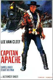 locandina del film CAPITAN APACHE