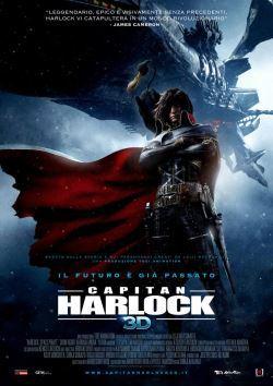 locandina del film CAPITAN HARLOCK