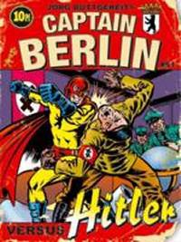locandina del film CAPTAIN BERLIN VS HITLER