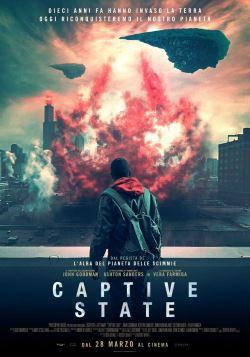 locandina del film CAPTIVE STATE