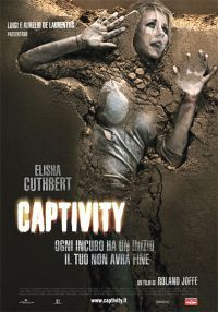locandina del film CAPTIVITY