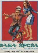 locandina del film CARA SPOSA