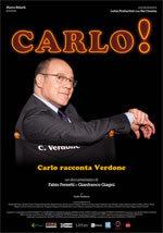 locandina del film CARLO!