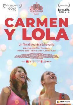 locandina del film CARMEN Y LOLA