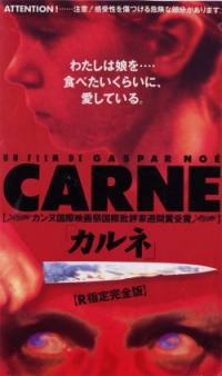 locandina del film CARNE