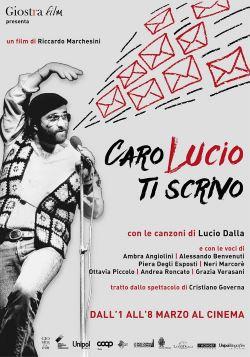 locandina del film CARO LUCIO TI SCRIVO