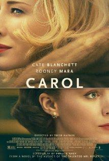 locandina del film CAROL