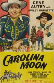 locandina del film CAROLINA MOON