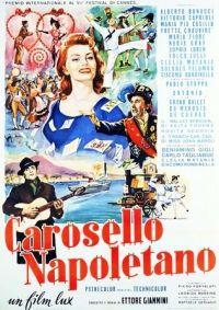 locandina del film CAROSELLO NAPOLETANO