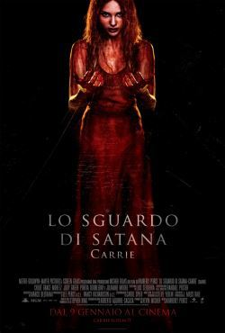 locandina del film LO SGUARDO DI SATANA - CARRIE