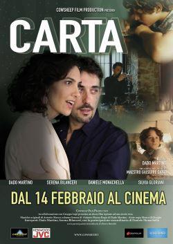 locandina del film CARTA