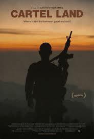 locandina del film CARTEL LAND