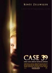 locandina del film CASE 39