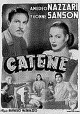 locandina del film CATENE