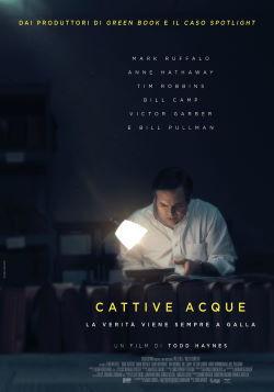 locandina del film CATTIVE ACQUE