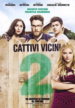 locandina del film CATTIVI VICINI 2