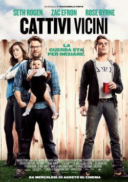 locandina del film CATTIVI VICINI