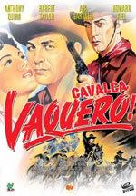 locandina del film CAVALCA VAQUERO!