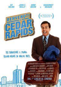 locandina del film BENVENUTI A CEDAR RAPIDS
