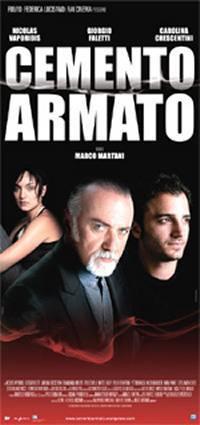 locandina del film CEMENTO ARMATO