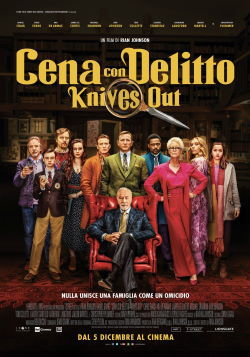 locandina del film CENA CON DELITTO - KNIVES OUT