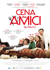 locandina del film CENA TRA AMICI
