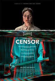 locandina del film CENSOR