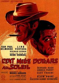 locandina del film CENTOMILA DOLLARI AL SOLE