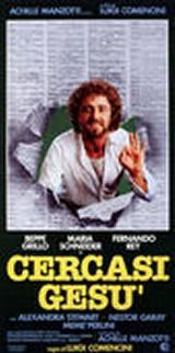 locandina del film CERCASI GESU'