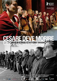 locandina del film CESARE DEVE MORIRE