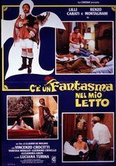 locandina del film C'E' UN FANTASMA NEL MIO LETTO