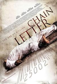 locandina del film CHAIN LETTER