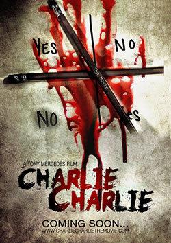 locandina del film CHARLIE CHARLIE